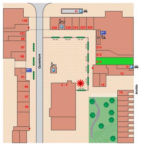 plattegrond etos